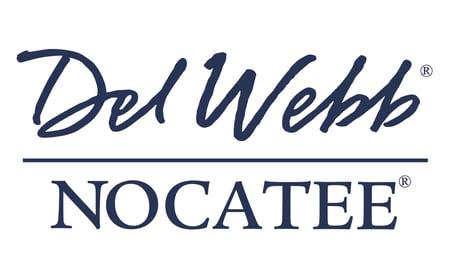 Del Webb Nocatee Logo
