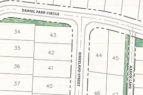 Daniel Park at Nocatee Site Plan