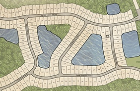The Colony at Nocatee Site Plan