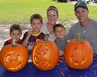 Family Pumpkin Carving Event