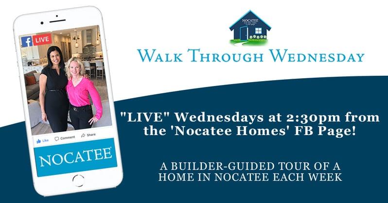 Nocatee Walkthrough Wednesday Videos