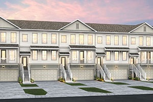 Tidewater Townhomes at Nocatee Builder