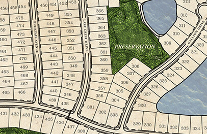 The Outlook at Nocatee Site Plan