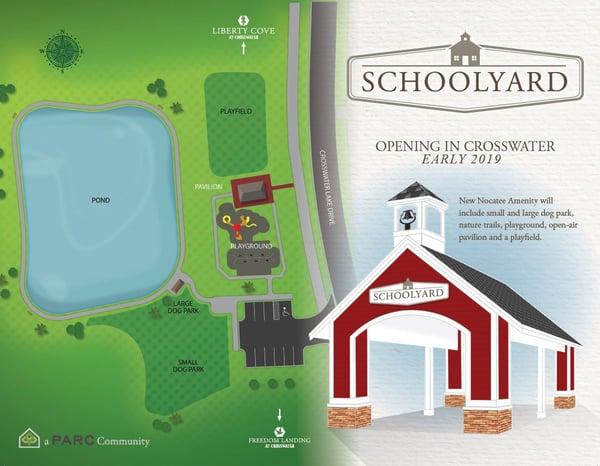 Schoolyard Announcement1