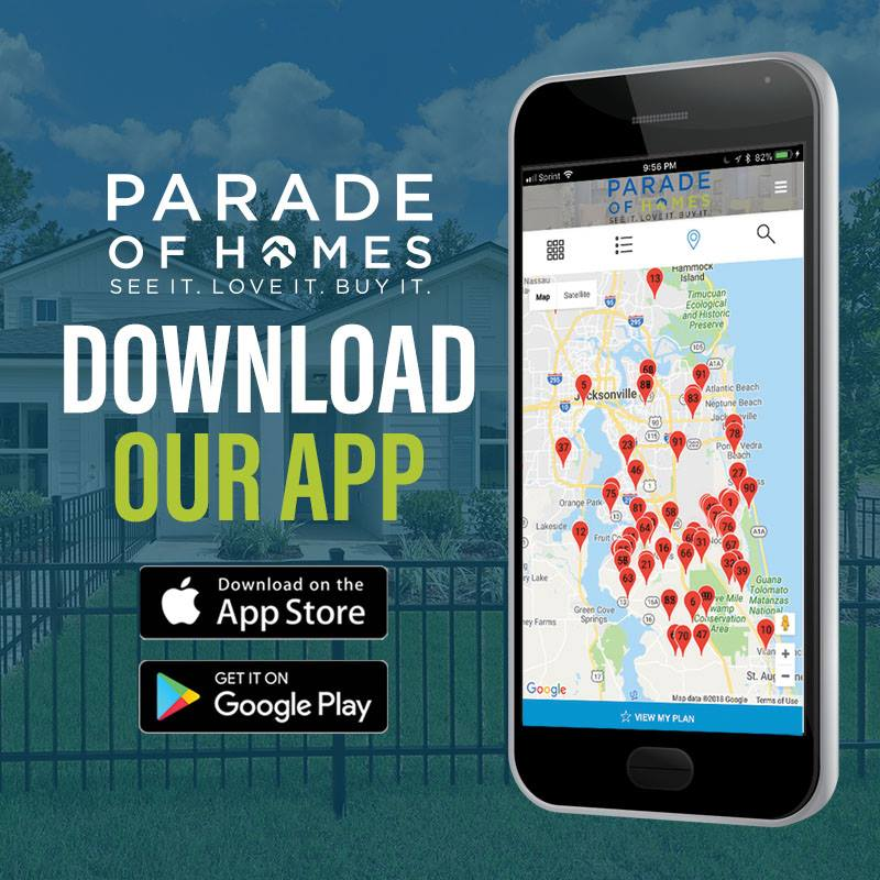 Parade of Homes 2019 Mobile App
