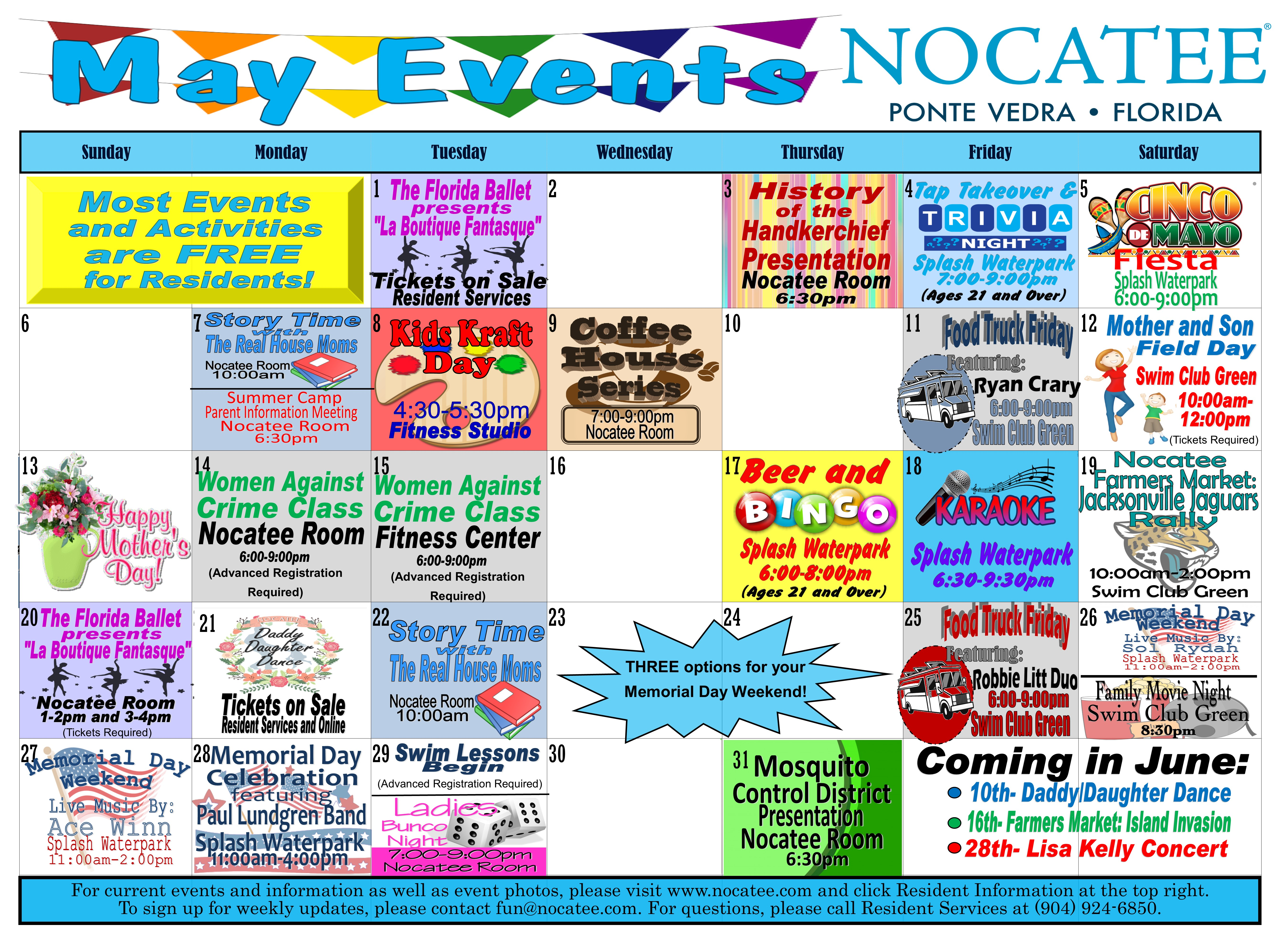 Community Events and Activities | Nocatee