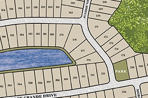 Heritage Trace at Nocatee Site Plan