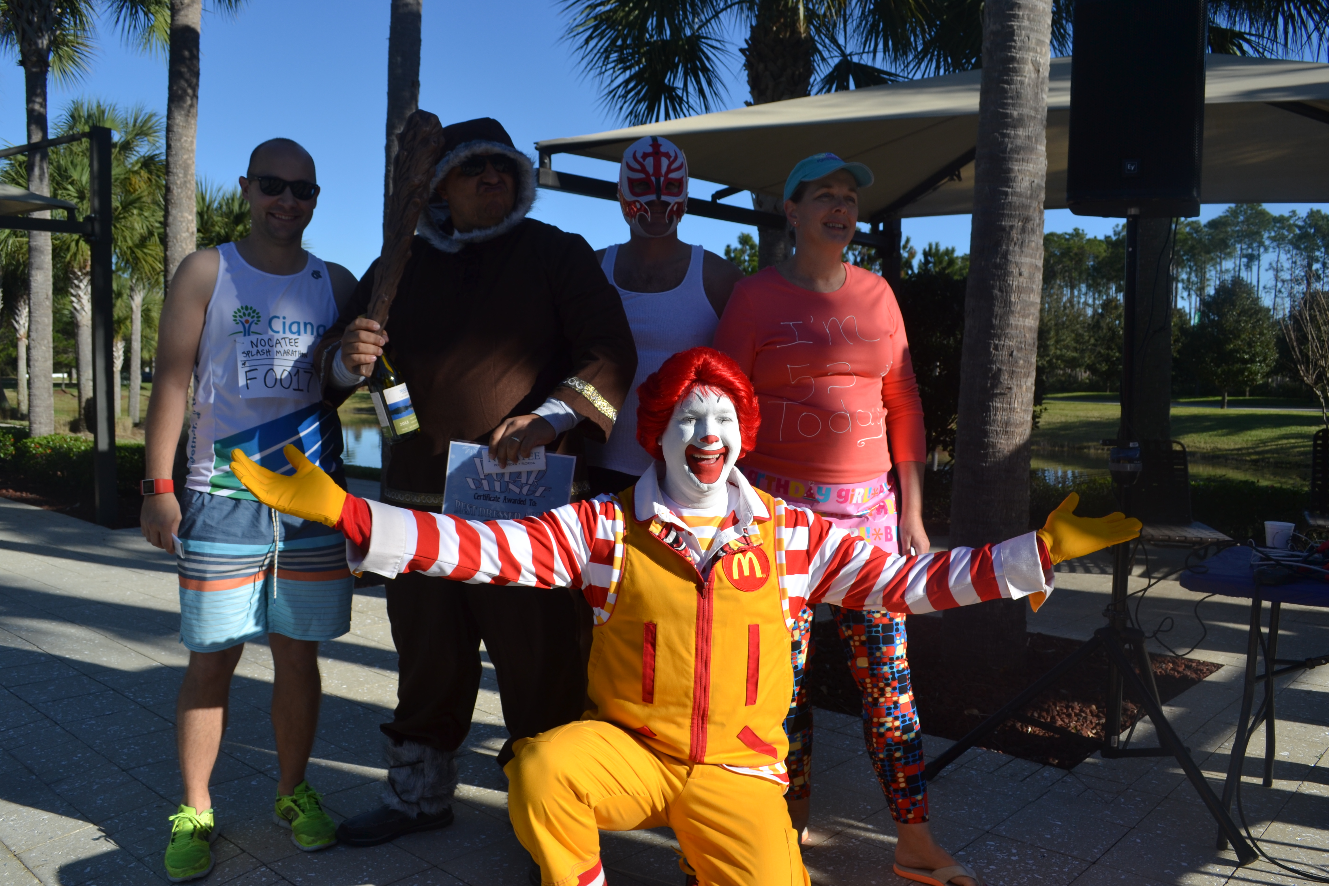 Nocatee Polar Plunge