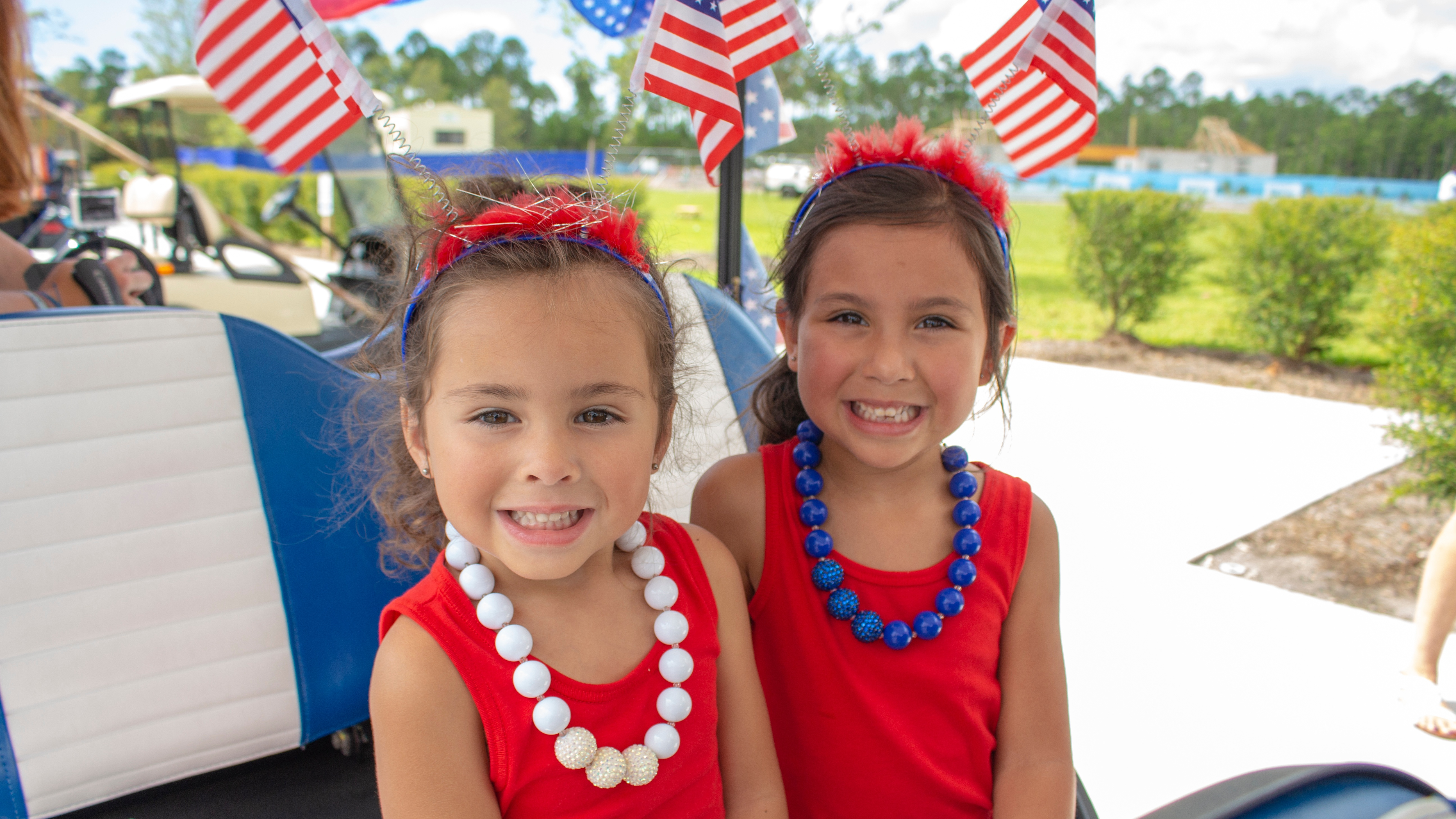 4th of July Parade and Festivities 2018 Nocatee