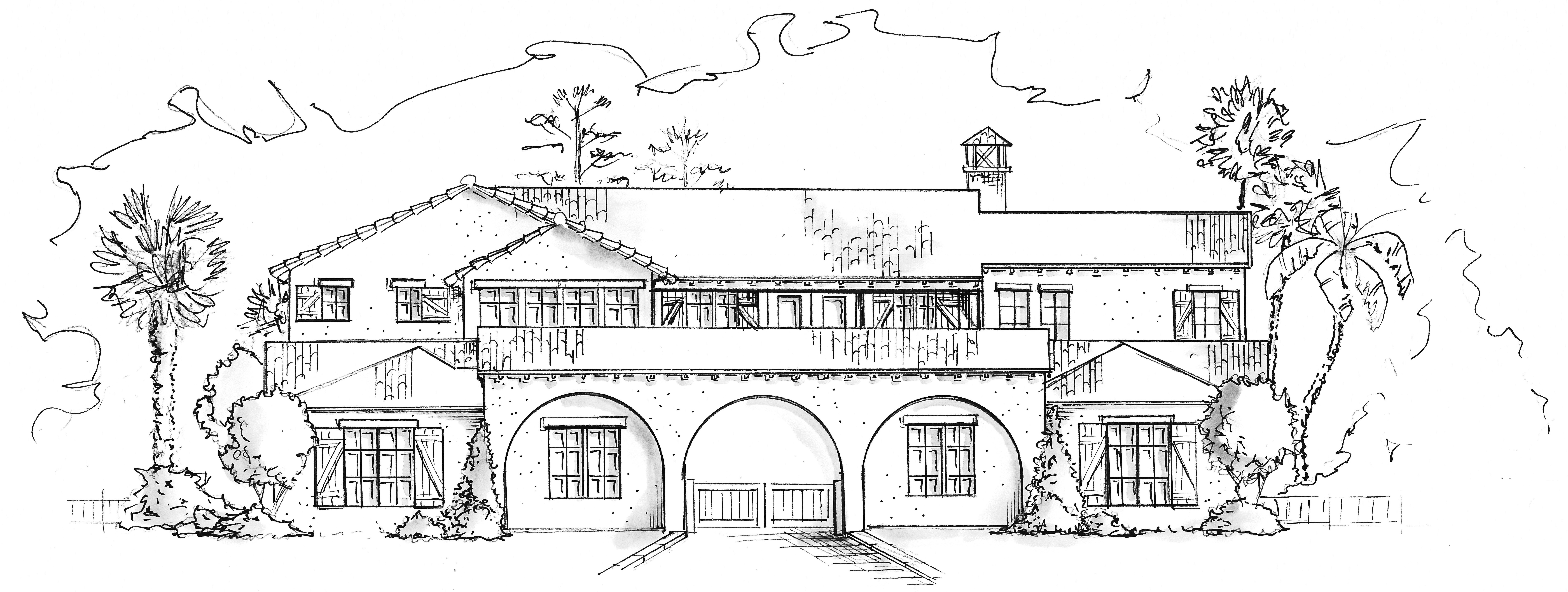100 Spanish Colonial Floor Plans Floor Plans Of