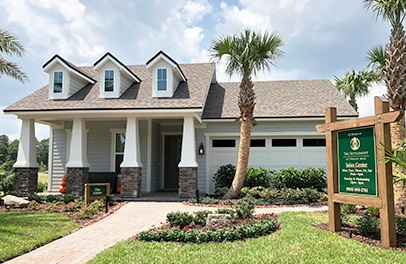 The Settlement at Twenty Mile Gated Nocatee