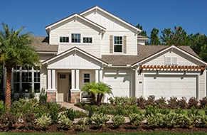 The Settlement at Nocatee Builders
