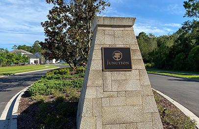 junction-monument