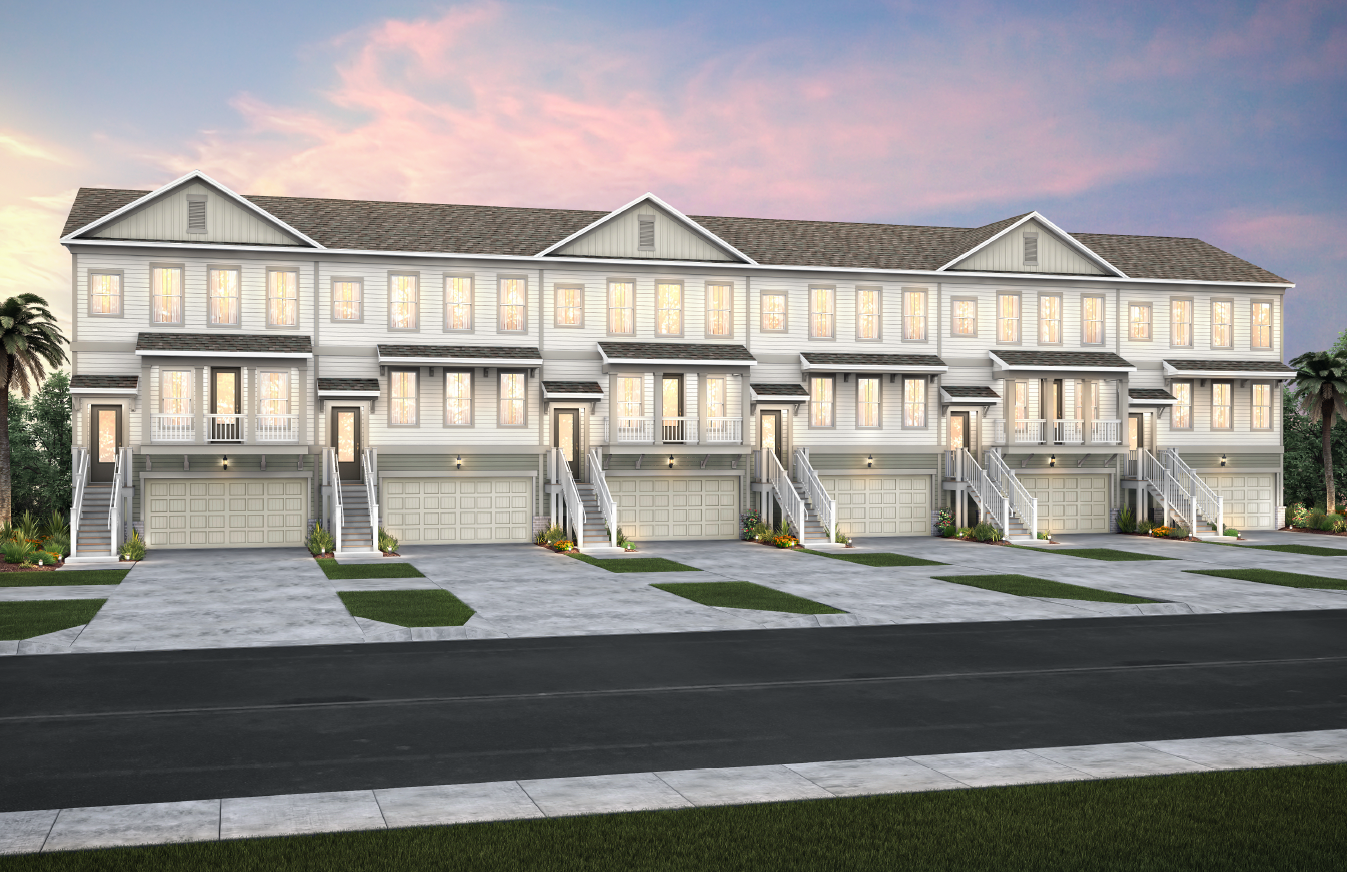 Avalon Townhome Pulte